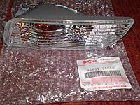 Левый передний поворотник (прозрачный)650сс, фото 1