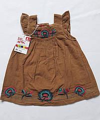Сарафан детский DPam с вышивкой