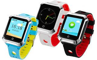 Детские умные часы телефон gps