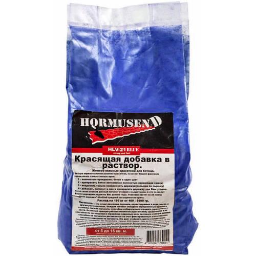 Пигмент для бетона Hormusend HLV-21 (1 кг.) синий