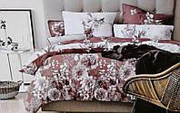 Комплект постельного белья из фланели (двуспальный размер)