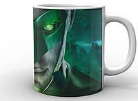 Кружка Geek Land Зеленый Фонарь Green Lantern power GL.002.11