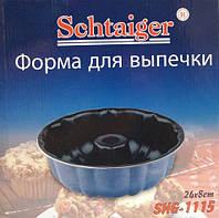Форма для выпечки кексов Schtaiger SHG-1115  24 х 8 см