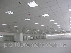 Подвесной потолок в сборе - система усиленная + плита Германия 13мм