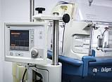 Неонатальный Инкубатор для интенсивной терапии для новорожденных Drager Caleo Инкубатор для новорожденных, фото 9