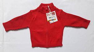 Кофта для мальчика DPam красная