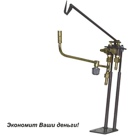 Система прерывания подачи газа при газосварке ДМ 255