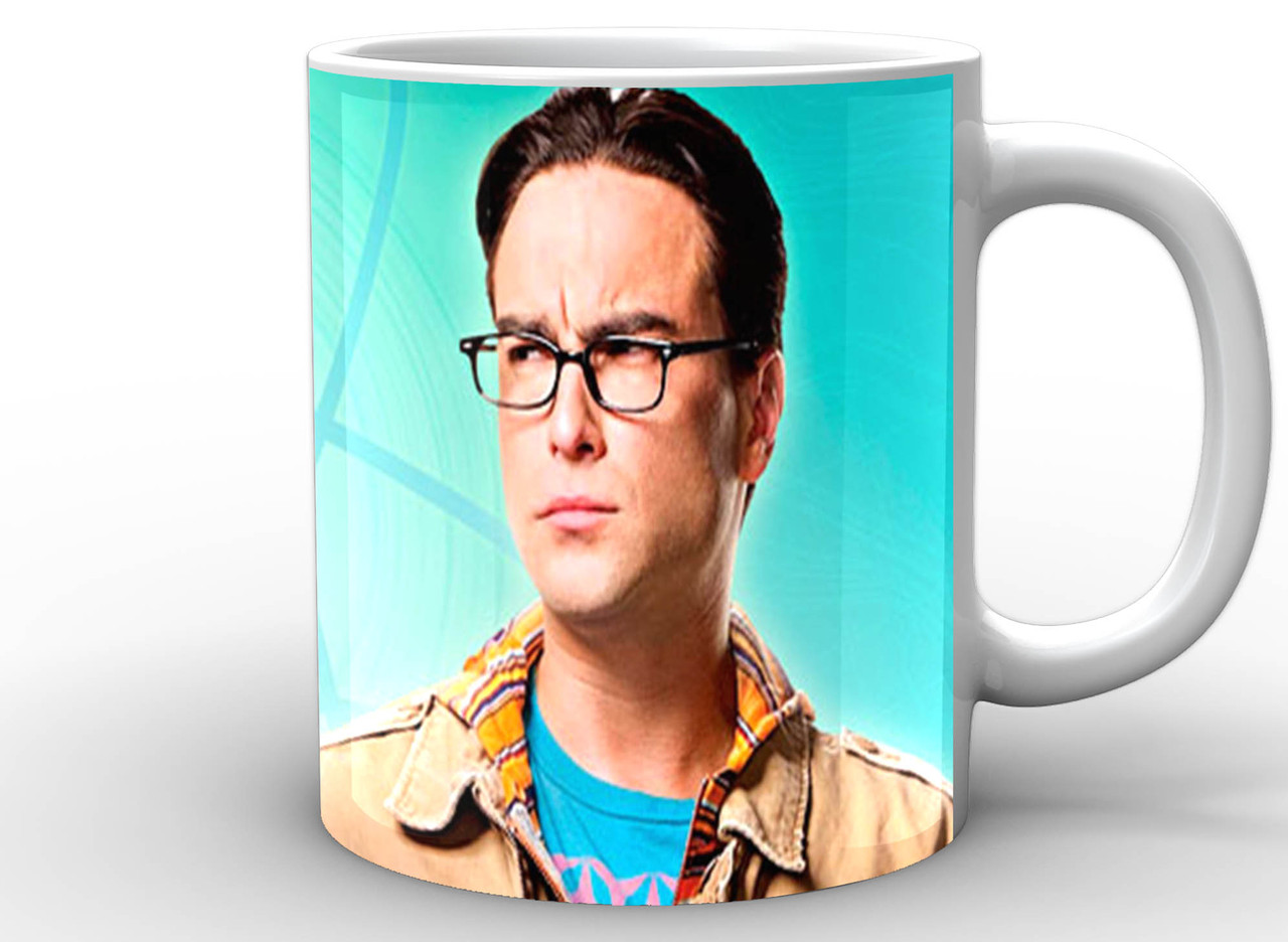 Кружка Geek Land Теория большого взрыва The Big Bang Theory Леонард BB.002.07