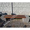 Лавочка, скамейка парковая «Парковая», фото 6