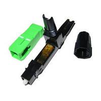 Оптический коннектор Cor-X Fast connector SC/АPC-FTTH-02