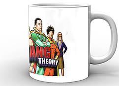 Копия Копия Кружка Geek Land Теория большого взрыва The Big Bang Theory TBBT BB.002.41