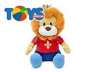 Мягкая игрушка «Львёнок в короне», LA8824