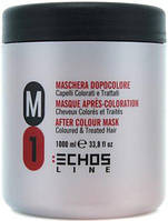 Маска после окрашивания M1 Echosline 1000 мл