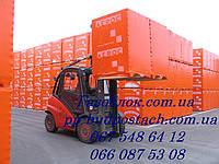 Пеноблок - пенобетон AEROC EcoTerm - 300 D400 B2,5 50шт/1,8/под цена с доставкой, по УКРАИНЕ