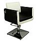 Кресло парикмахерское с подвижной спинкой ZD-370, фото 4