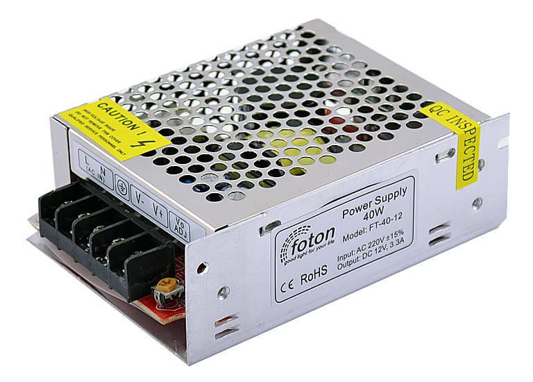 Блок питания Foton FT-40-12 Premium