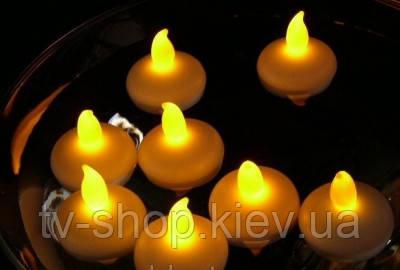 Плавающие диодные свечи