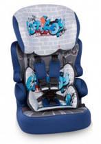 Автокресло Bertoni X-Drive+, цвет blue graffiti