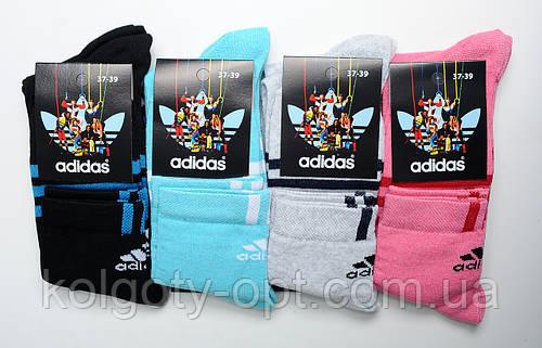 Носки женские «Спорт+», размер 23-25