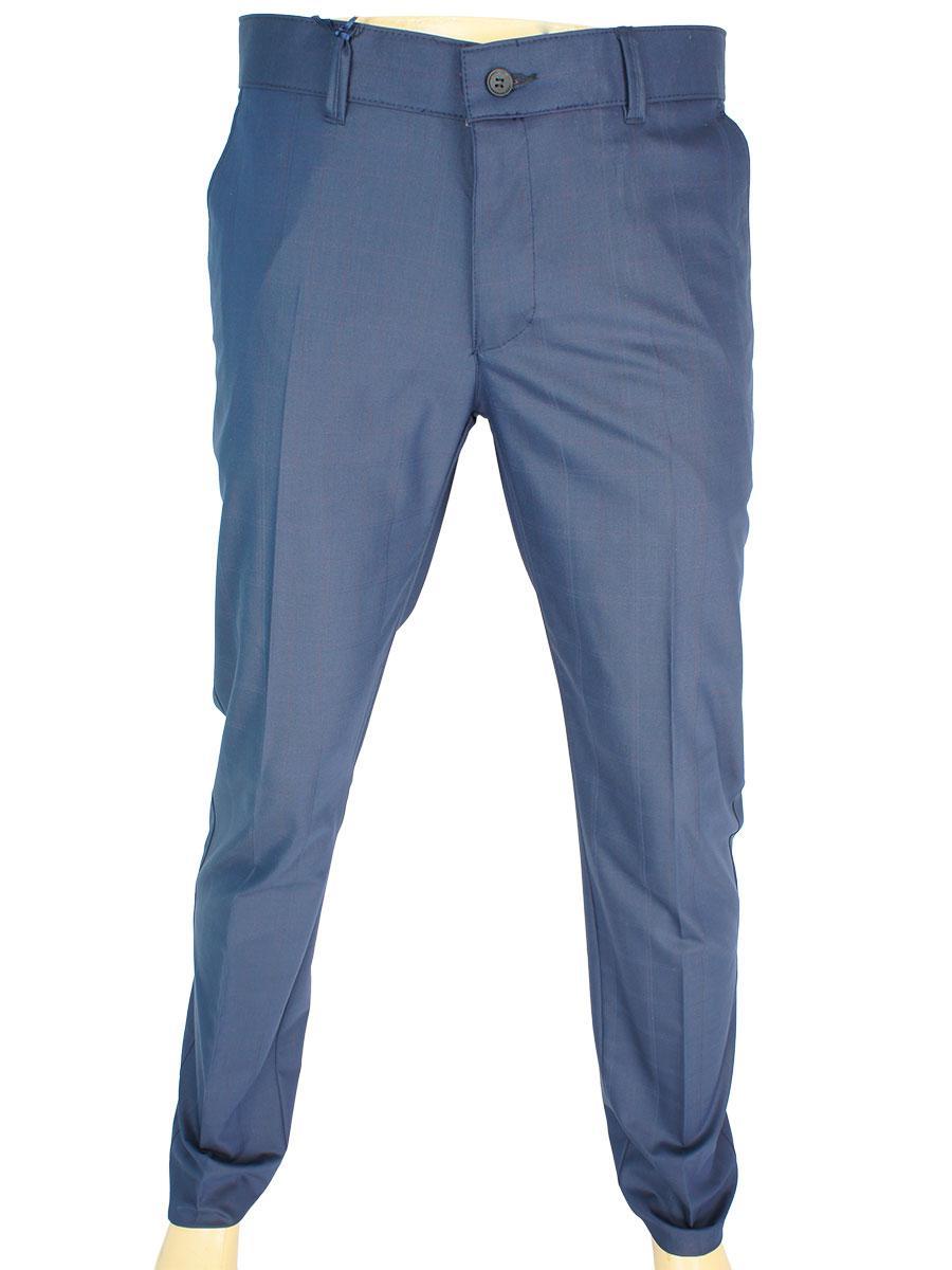 Мужские стильные классические брюки Mario Bellucci Code:3015-2