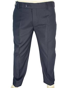 Черные классические мужские брюки Monzeratti G-6