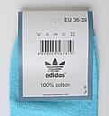 Короткие женские спортивные носки размер 23-25, фото 6