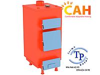 САН Эко 10-У (4 мм) котел длительного горения на угле и дровах мощностью 10 кВт