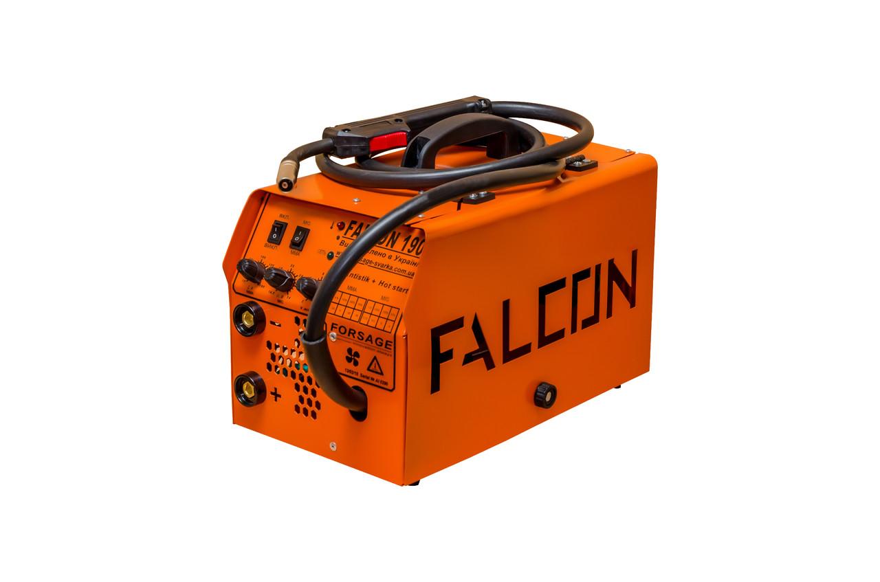 Полуавтомат сварочный инверторный FORSAGE FALCON 190 MAG/MAG/MMA