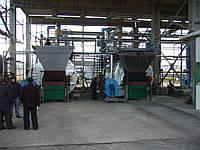 Твердотопливные жаротрубные котлы серии КСВ-Р (уголь).
