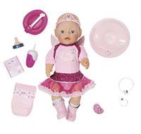 Кукла BABY BORN - ВОЛШЕБНЫЙ АНГЕЛ (43 см, с аксессуарами)