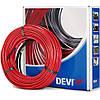 Теплый пол Devi двухжильный нагревательный кабель 18T (118,0 м)