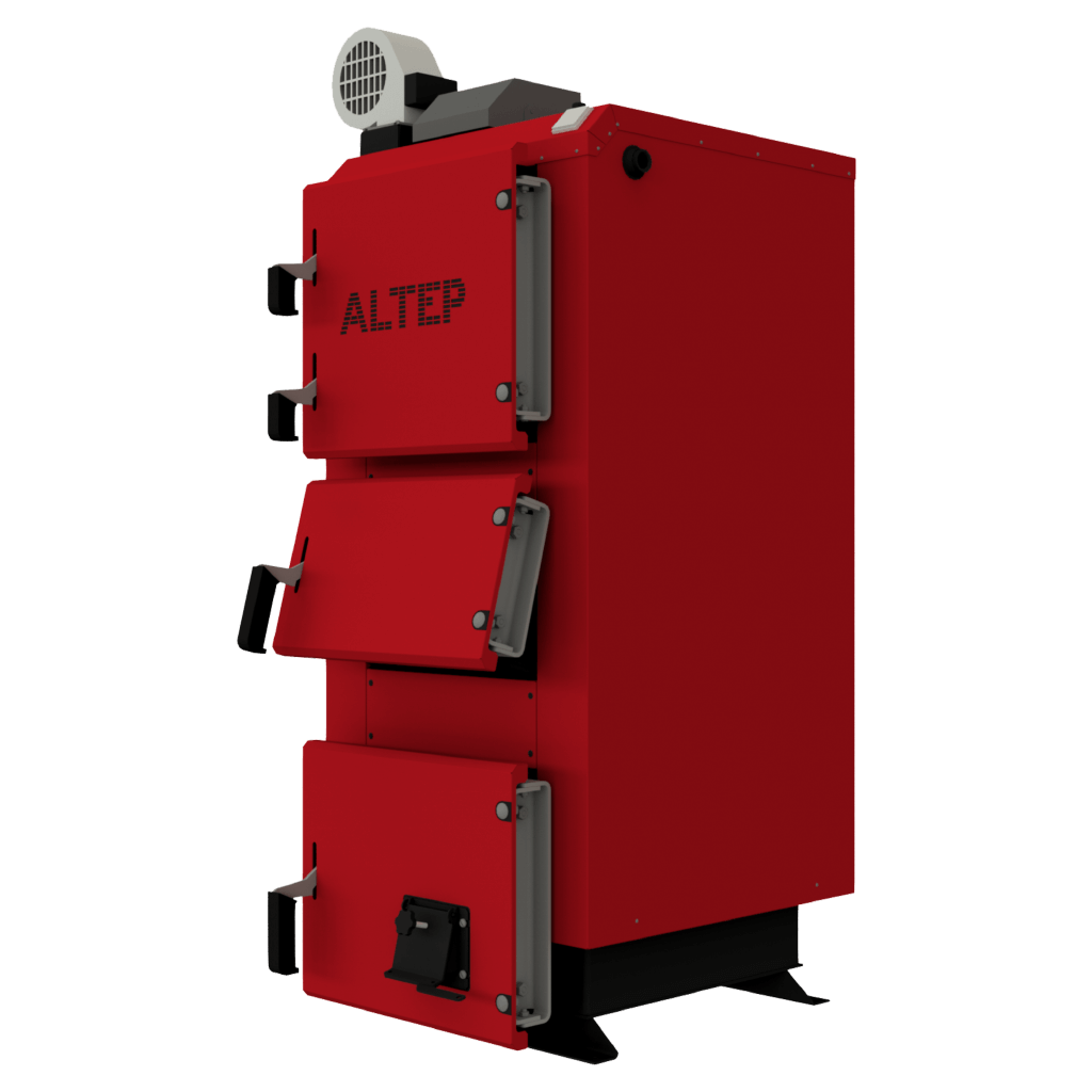 Котлы на твердом топливе длительного горения Альтеп DUO PLUS (КТ-2Е) 31 (Altep)