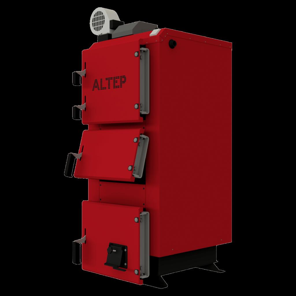 Твердотопливный котел длительного горения Альтеп DUO PLUS (КТ-2Е) 50 (Altep)