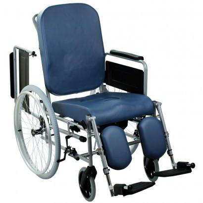 Кресло-коляска с санитарным оснащением OSD-YU-ITC