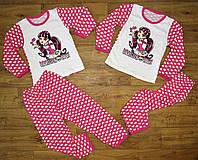 Пижама  Пошита с ткани кулир  , фото 1