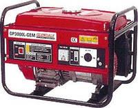 Бензиновый генератор Glendale GP3000L-GEM