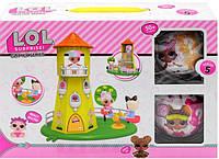 Игровой домик с куклами L.O.L. Surprise РТ2018