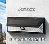 Светодиодный светильник 86 Led на солнечной батарее с датчиком движения  ARILUX   AL-SL12 3 режима Пирамида