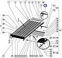 Вал соединит. привода очистки Дон-1500А/Б, фото 2