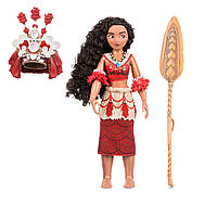 Поющая кукла Моана Ваяна Moana Singing Doll 2 выпуск Оригинал Дисней