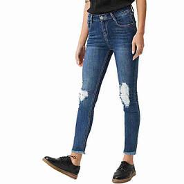 Джинсові штани, комбінезони для дівчаток