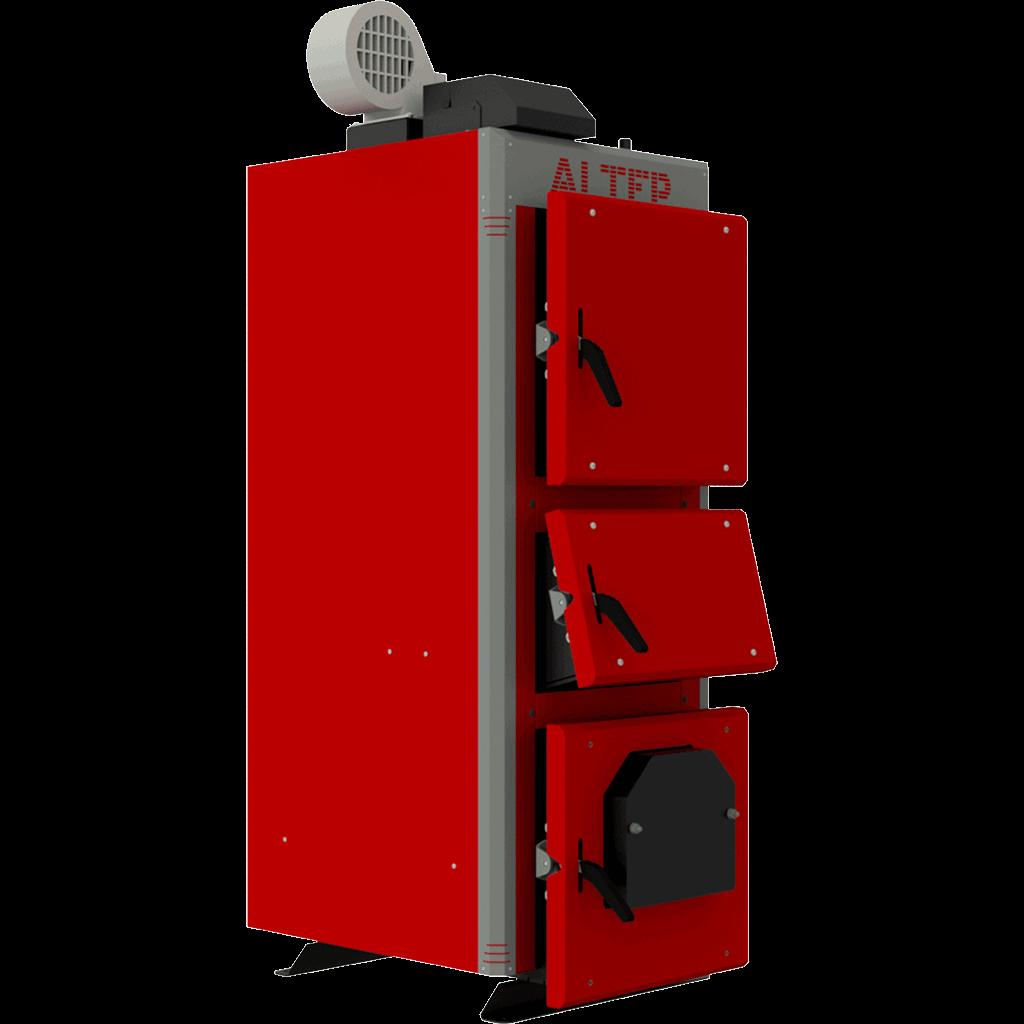 Универсальные котлы длительного горения на твердом топливе Альтеп DUO UNI PLUS (КТ-2E-U) 27