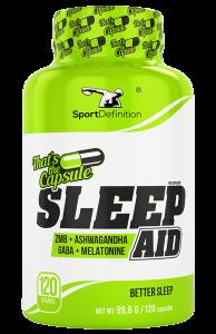 SPORTDEFINITION SLEEP AID 120 capsules