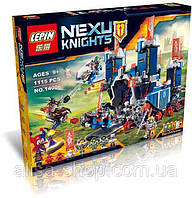 Конструктор Lepin 14006 Nexo Knight Нексо найтс Мобильная крепость Фортекс, 1115 деталей, фото 1