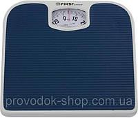 Распаковка и обзор механических весов напольных First FA-8020-BU