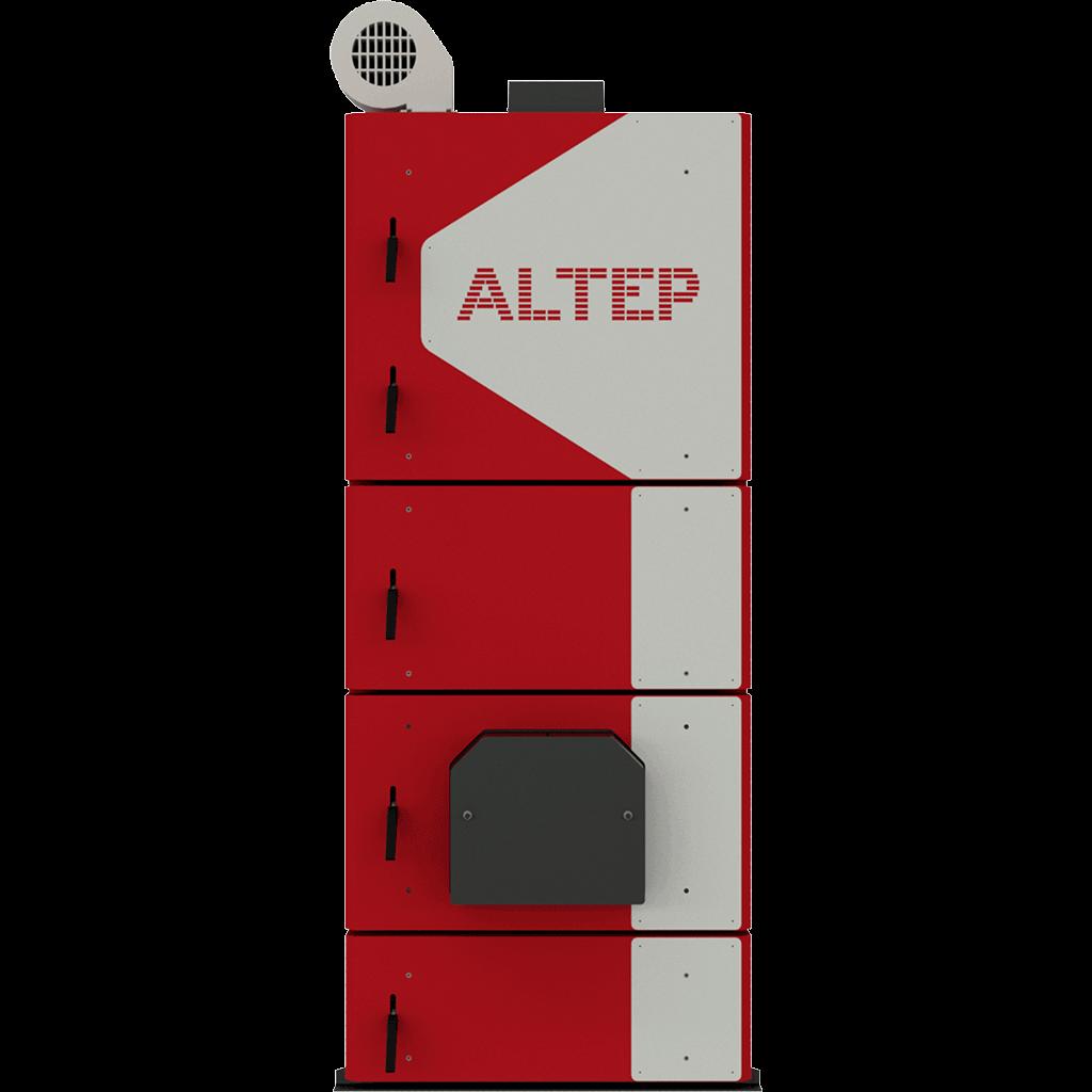 Котел отопления на твердом топливе длительного горения Альтеп КТ-2E-U 50