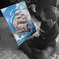 Фотографии Готовых Картин по номерам от наших Клиентов - часть 2