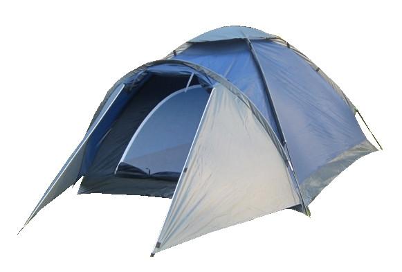 Палатка Zefir pro 4 клеенные швы, 3500 мм