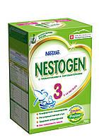 Детское молочко Nestle Nestogen® 3  для детей с 12 месяцев, 700 г