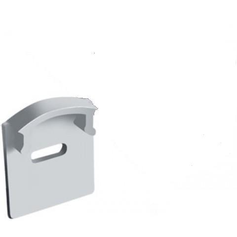 Торцевая заглушка ЗПО 17*16 мм с отверстием Код.56667